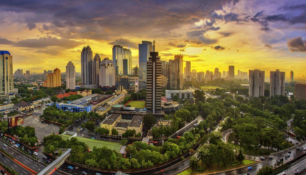 Jakarta Sumatra java bali
