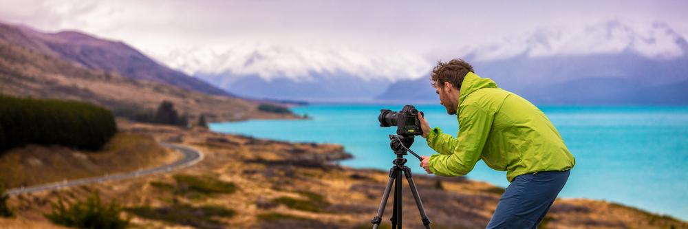 photo haute montagne froid glacial appareil camera