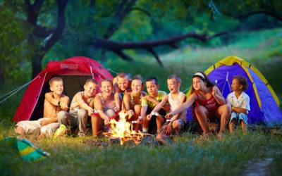 Camp de vacances : un endroit idéal pour s'amuser et se détendre