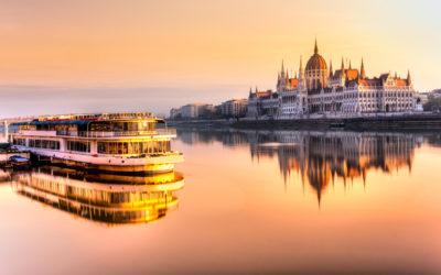 Découvrir l'Europe Centrale en croisière