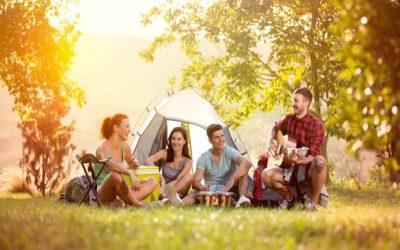 Top 10 des indispensables à avoir avant d'aller faire du camping