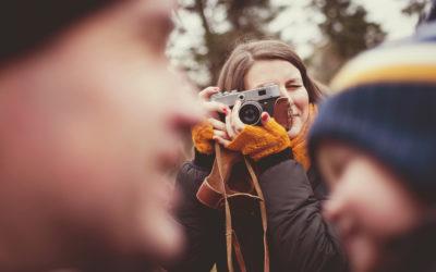 Publier ses photos de famille sur Facebook ? Mauvaise idée !