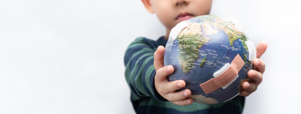 changement climatique enfant