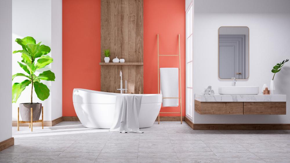 Améliorer la décoration de votre salle de bain avec les couleurs