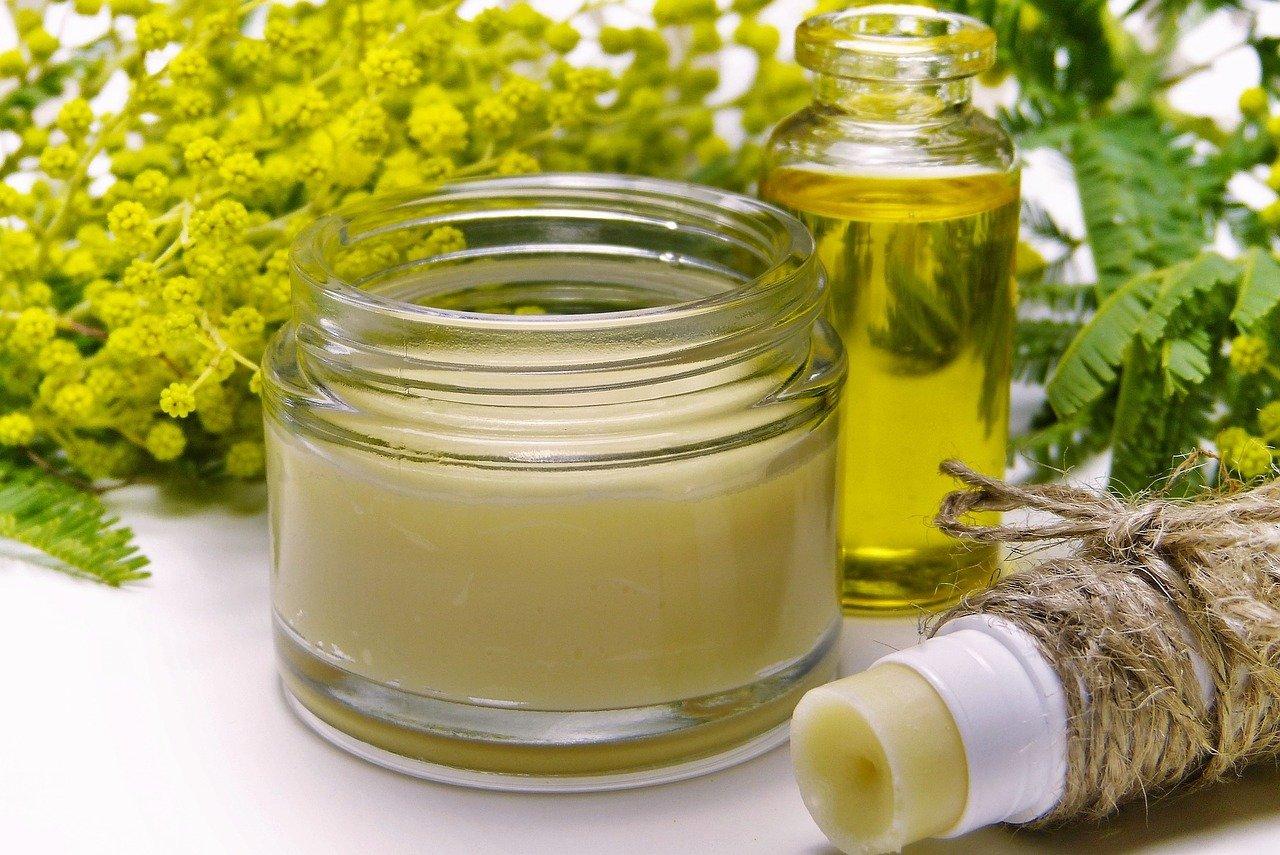 utilisation de produits cosmétiques bio