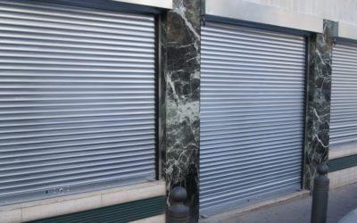 Les rideaux métalliques, sont-ils la solution idéale pour vous ?