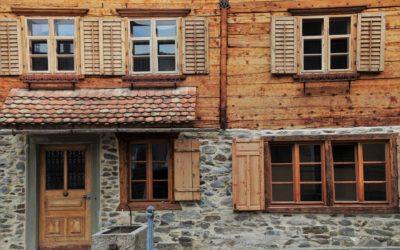 Avantages des portes vitrées