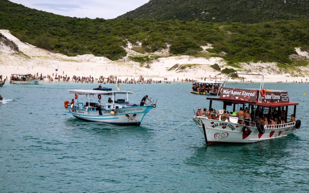 Pratiquer toutes sortes de loisirs sportifs pendant une escapade au Brésil
