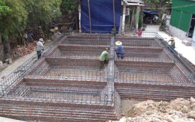 Les points essentiels à retenir sur le ferraillage des fondations