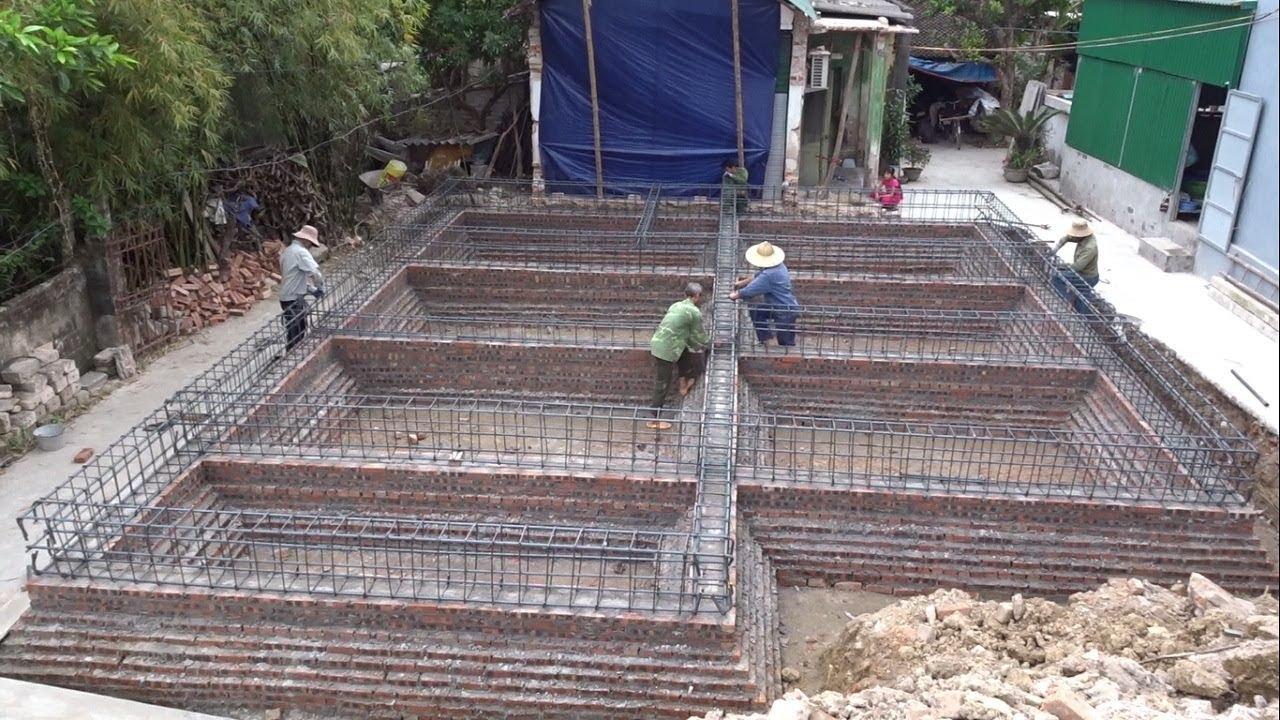 ferraillage fondation