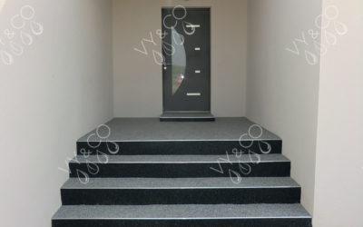 Quels revêtements pour les escaliers extérieurs ? Et comment faire la pose d'un sol en résine ?