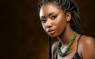 Les cheveux afro et les tresses